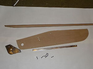 John Deere No 5 Power Mower Sickle Grass Board Stick Wearing Strip And Plate