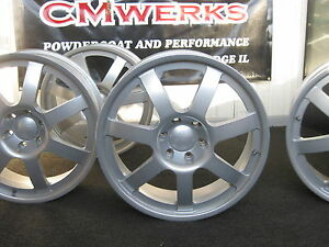 20 Wheels Mercedes benz Sprinter 20 Inch Tires Uncluded Preowned Set
