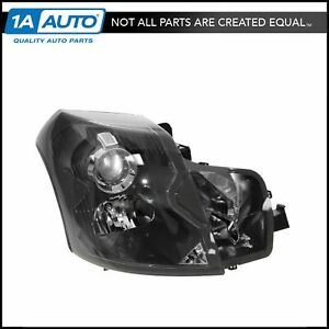 Headlight Headlamp Passenger Side Right Rh New For 03 07 Cadillac Cts