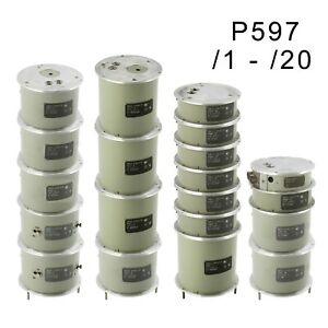 1pf 1mkf 0 05 P597 Capacitor Standard Capacitance Set Of 18psc An g Genrad Iet