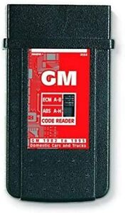 Gm Code Reader Tool Scanner Diagnostic Scan Chevrolet