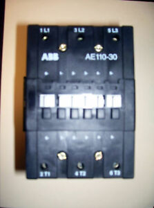 Abb Contactor Ae110 30 3phase