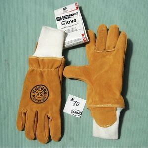 Shelby Firewall Firefighter Gloves size X small