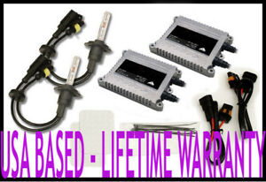 Xenon Hid Kit Bulb Lifetime Warranty Hd Relay 2000 2001 Honda Civic Accord Crv