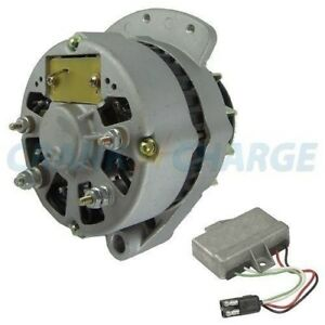 Alternator Ford Tractor 4600 4610 5600 5610 5900 6600 6610 670 6710 W Regulator