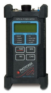 Photonix Techlite Quad Wavelength High Performance Power Meter Px b220
