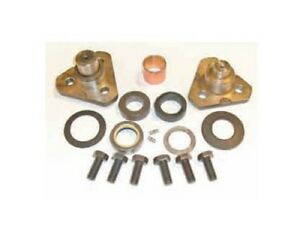 King Pin Kit For Case Backhoe Late Models 580k 580sk 4wd Four Wheel Drive Only