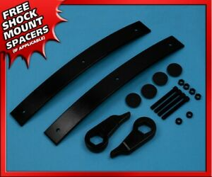 1 3 Front Forged 1 5 2 Rr Add A Leaf Lift Kit Fits 95 01 Ford Explorer 2wd 4wd