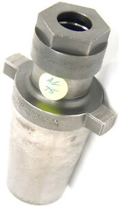 Used Universal Engineering Kwik Switch 400 Acura Grip Collet Chuck Ag75 80416