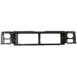 Header Panel For 92 97 Ford F 150 F 250 Grille Mount Panel Thermoplastic