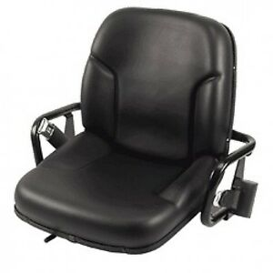1049976 Repl Vinyl Seat For Cat Gp30 Serial 7am Forklift Parts