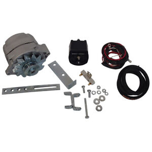 8ne10300alt 12v Alternator Conversion Kit With Coil Fits Ford 2n 8n 9n Tractors