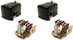 New Lot Of 2 Merrill Water Well Pump Pressure Switch Submersible Jet