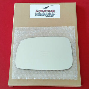 New Mirror Glass Adhesive For 07 11 Toyota Camry Usa Solara Driver Left Side