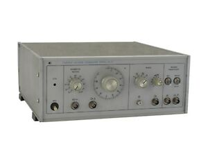 0 001hz 20mhz 1 G6 37 Low Frequency Signal Generator An g Noisecom Gr Hp