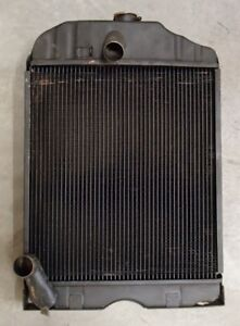 180291m1 New Massey Ferguson Diesel Radiator To30 135 203 205 35uk 35 18732m91