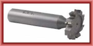 1 1 4 X 3 8 Rock River Tool Straight Tooth Carbide Tipped Keyseat Cutter 1210