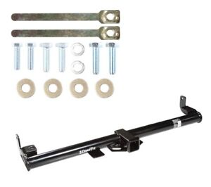 Trailer Tow Hitch For 97 06 Jeep Wrangler Tj 2 Towing Receiver Class 3
