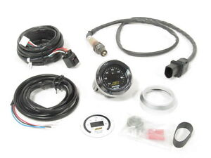 Aem Uego Wideband O2 Air fuel Ratio Gauge Controller Kit W Digital Led 30 4110