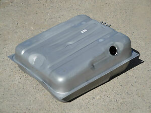 1972 Late 1974 Dodge Challenger Gas Fuel Tank Cr8d New Steel Tank 4 Front Vents