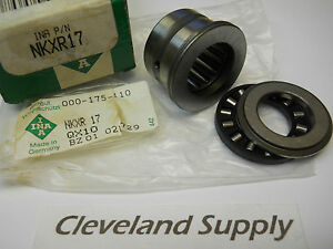 Ina Nkxr17 Combination Needle Thrust Bearing New Condition In Box