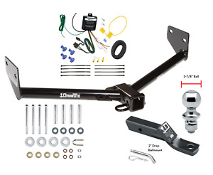 Trailer Tow Hitch For 05 06 Honda Element Complete Package W Wiring 1 7 8 Ball