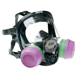 North 760008a Medium Large Full Mask Respirator Breaking Bad Hazmat