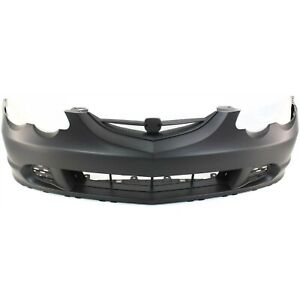 Front Bumper Cover For 2002 2004 Acura Rsx Primed 04711s6ma90zz Ac1000143