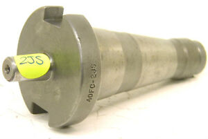 Used Devlieg Microbore Flash Change 40 Jta 2jt Short Jacobs 40fc 2js