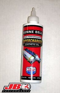 Kenne Bell Supercharger Oil 8oz Works W Eaton Comp Tech Magnuson Roush Saleen