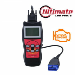 All Car Fault Code Reader Engine Scanner Diagnostic Reset Tool Obd 2