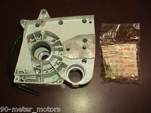 New Stihl Concrete Cut off Saw Engine Crankcase Case Ts 510 Ts510 4205 020 2102