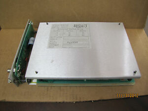 Bently Nevada 3300 System Monitor Plc Module 3300 01 330001 Used