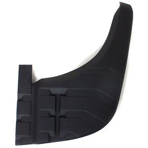 Bumper Step Pad For 2007 2013 Toyota Tundra Rear Right Plastic Black