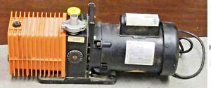 1 New Alcatel 2012aum Vacuum Pump W franklin 1112255405 Motor make Offer