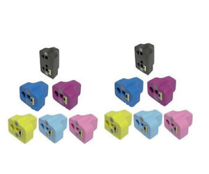 12 Non oem Replaces For Hp 363 Ink Cartridges
