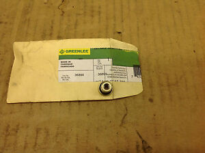 New Greenlee 36890 Intake Seat For 7804sb Punch Driver