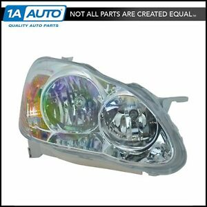 Headlight Headlamp Passenger Side Right Rh New For 05 08 Toyota Corolla Ce