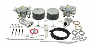 Empi Dual 44 Brosol Solex Style Carb Carburetor Kit Type 1 Dual Port 43 4420