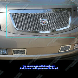 Fits 2007 2014 Cadillac Escalade Stainless Steel Mesh Grille Grill Insert