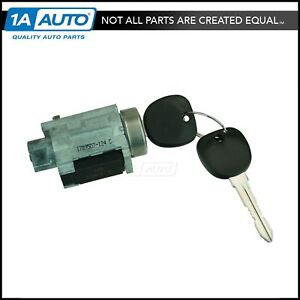 Replacement Ignition Lock Cylinder Keys New For Chevy Olds Pontiac