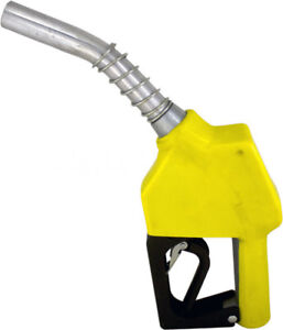 Zl 11a Yellow Stainless 3 4 15 16 automatic Fueling Nozzle Gas Diesel Biodiesel