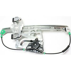 Power Window Regulator For 2000 2001 Cadillac Deville Front Left Side With Motor