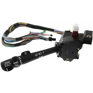 Turn Signal Switch For 1999 2002 Chevrolet Silverado 1500 With Cruise Control