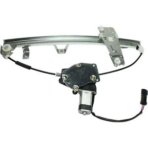 Power Window Regulator For 2000 2004 Jeep Grand Cherokee Front Left With Motor