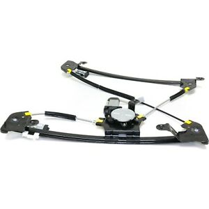 Power Window Regulator For 2004 2008 Ford F 150 Front Driver Side With Motor