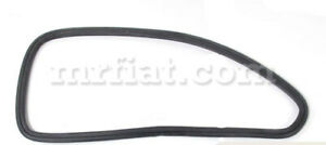 Fiat 850 Berlina Special Lh Fixed Glass Rubber Gasket New