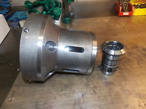 Cnc Lathe Spindle Nose Collet Chuck