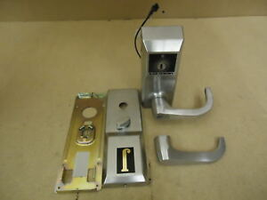 Ilco Unican Door Lock Satin Chrome Keyed 5459lbri4626