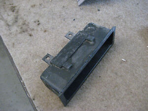 Ford Mustang Coin Tray 87 88 89 90 91 92 93 Radio Gt Cobra Lx 5 0